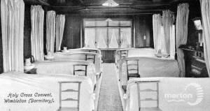 Holy Cross Convent, Wimbledon: Dormitory