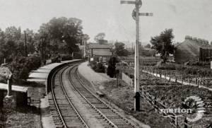 Merton Park Railway Station