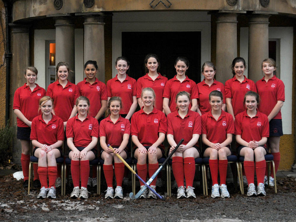 Girls Hockey 2010 U14B
