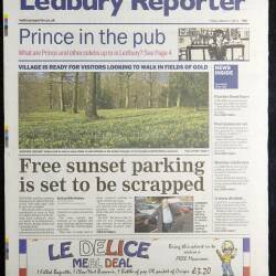 The Ledbury Reporter - March 2014