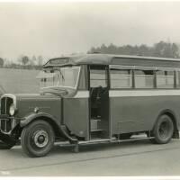 Unidentified Thornycroft bus (BUS/6/2/23)