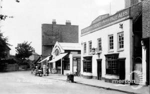 The Old Nags Head, Mitcham.