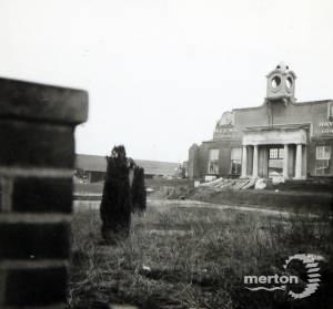 Carters Tested Seeds: Demolition in progress