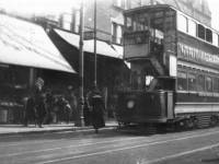 Tram in the Broadway, Wimbledon