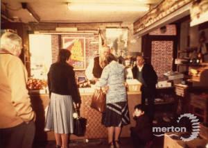 Davis' Greengrocers, Mitcham