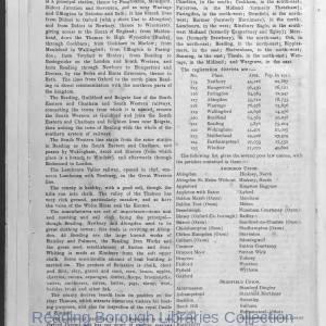 Kelly's Directory of Berkshire, Buckinghamshire & Oxfordshire. 1911. pg2