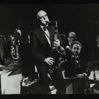 Tommy Whittle (Ted Heath Orchestra)