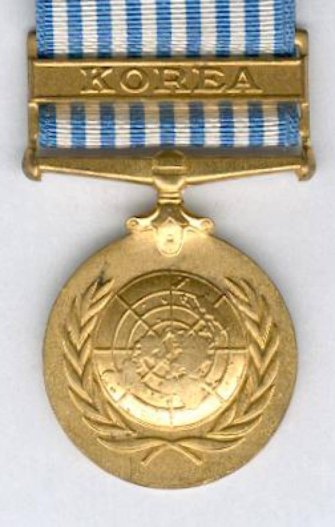 United Nations Korea Medal 1950