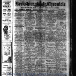Berkshire Chronicle Reading 12-1920