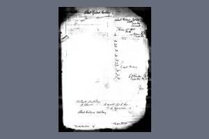 Enlistment Record (3) - Arthur Richard Ashley