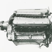 Lion Series II engine: Napier