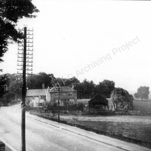 Penistone Road Grenoside Early 1930s.