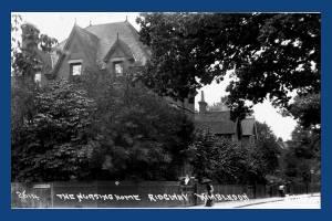 Ridgway, Wimbledon: Nursing Home