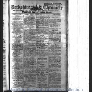 Berkshire Chronicle Reading 06-1917