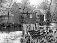 River Wandle and Deeds Mill, Willow Lane