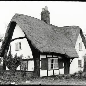 Thatched Cottage, Hampton Bishop, Herefordshire, 1935