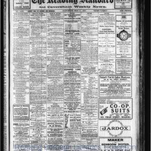 Reading Standard Etc 05-1917