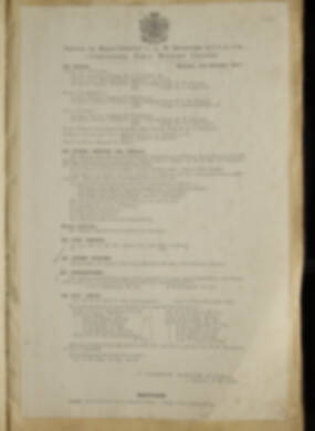 Routine Orders - June 1918 - April 1919 - Page 247