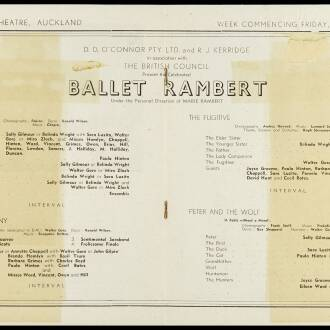 St James Theatre, Auckland, New Zealand, 7-13 May 1948 - P10