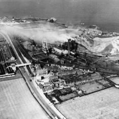Whitburn Colliery.