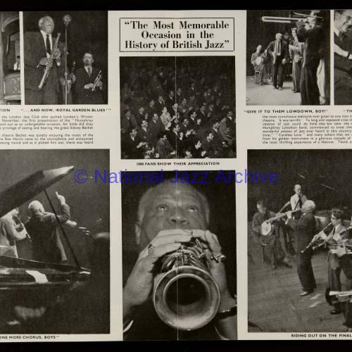 Jazz Illustrated Vol.1 No.2 December 1949 0006