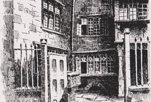 Bampfylde House, c.1927, Exeter