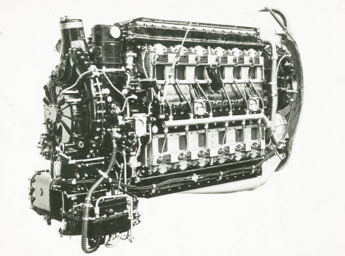 Dagger VIII engine: Napier