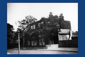 Dorset Hall, Kingston Road, Merton Park