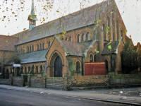 St Mark's Church, St Mark's Road / Baker Lane, Mitcham