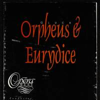 1991 programme - Orpheus & Eurydice - Opera West