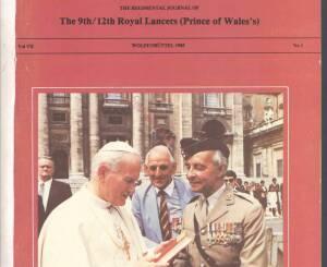 9th-12th Lancers, 1985