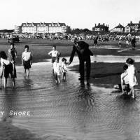 The shore, Blundellsands and Crosby