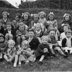 Grenoside Children 1950's.
