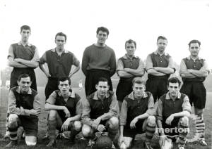 Mount Rovers Football Club at Morden