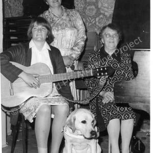 Chapeltown Townswoman's Guild Guide Dogs for the blind 1986