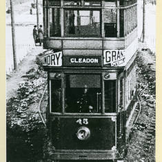 South Shields Tramcar