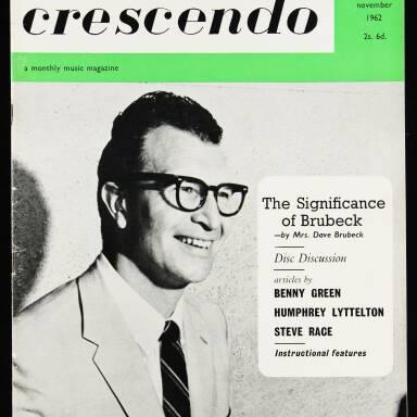 Crescendo 1962 November