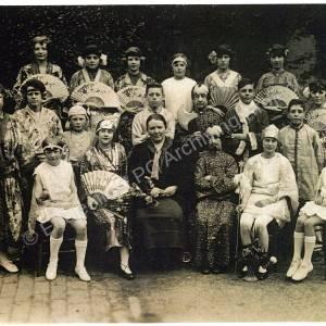 High Green Primary School's production of Princess Ju Ju, 1927. 1.