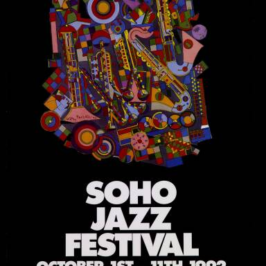 Soho Jazz Festival 1992