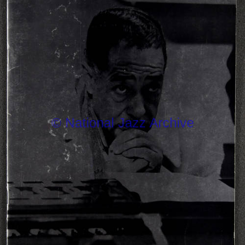 Duke Ellington Orchestra British Tour - October 1971 001