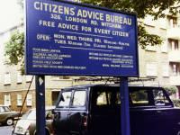 London Road, Mitcham: Citizens' Advice Bureau