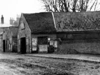 Kenward's Smithy, opposite Eagle House, Mitcham