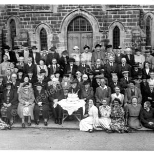 Grenoside Pensioners c1950s. f