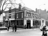 Wimbledon Hill Road, Wimbledon: Alexandra Public House