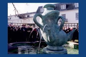Fountain at Cannizaro Park, Wimbledon