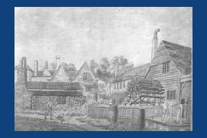 Print Works, Merton Abbey Mills, Colliers Wood