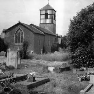Brimfield Churchyard