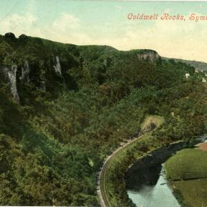 POP018 Coldwell Rocks, Symonds Yat, Valentines series 31232.jpg