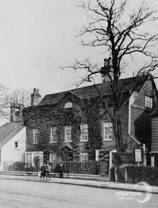 Manor House, No.120, Kingston Road