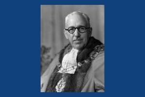 Alderman E J D Field, Mayor 1938-41